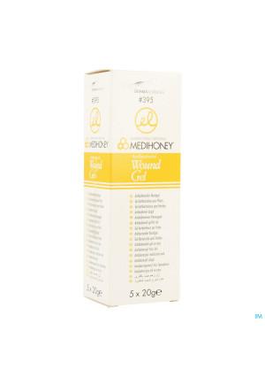 Medihoney Wondgel A/bacteriel Tube 5x20g2738441-20