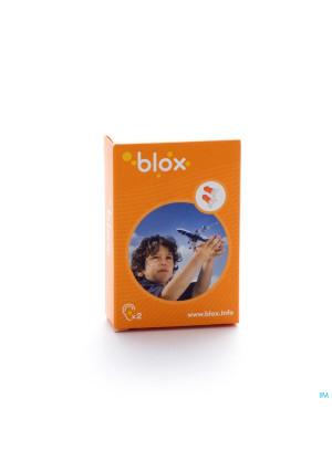 BLOX OORDOPJES VLIEGTUIG KIND 1 PAAR2744423-20