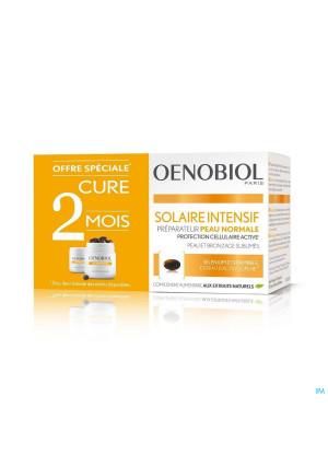 OENOBIOL SOLAIRE INTENSIF KUUR NORMALE HUID 2X30 CAPS2767911-20