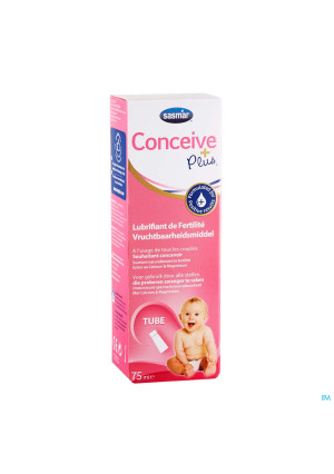 Conceive Plus Pre-conception Lubricant Tube 75ml2768349-20