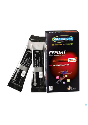 Ergysport Effort Sinaas Drink Stick 6x30g2785327-20