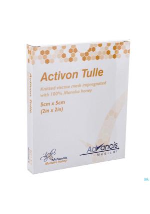 Activon Tulle Verband N/adh 5x 5cm 52789857-20