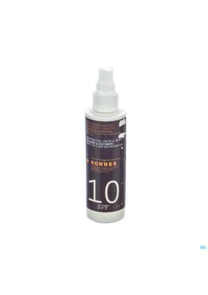 Korres Ks Suntan Oil Ip10 150ml2825404-20