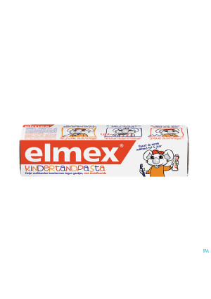 ELMEX TANDP KIND 0-5 J 50 ML NM2898062-20