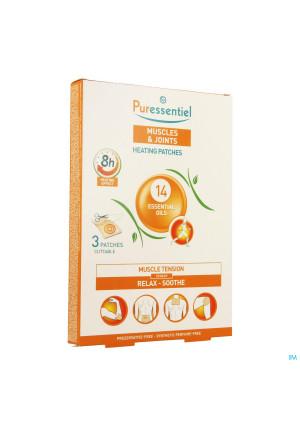 Puressentiel Gewrichten Patch Met 14 Ess Olie 12908440-20