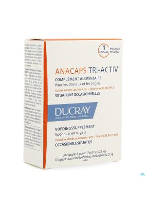 Ducray Anacaps Tri-activ Caps 1x302908515-20