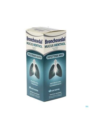 Bronchosedal Mucus Menthol 150ml 20mg/ml2921120-20