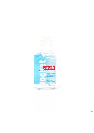 Assanis Pocket Handgel Classic 20ml2934461-20