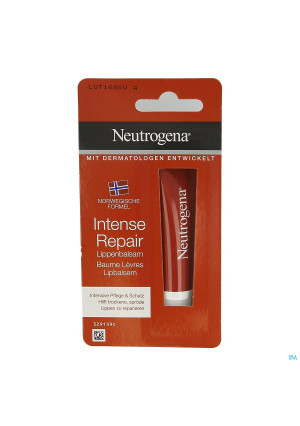 Neutrogena Lipbalsem Intens Herstellend Tube 15ml2937654-20