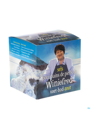 WINIEFREDS VOETBAD ZOUT 500 G2939783-20