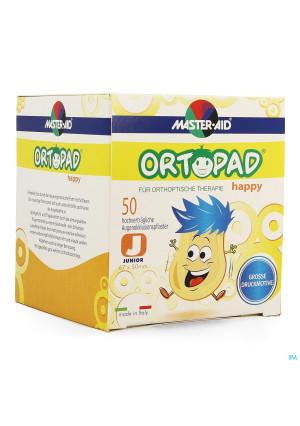 Ortopad Happy Junior Oogkompres 50 701312940633-20