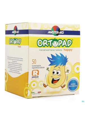Ortopad Happy Regular Oogkompres 50 701342940740-20