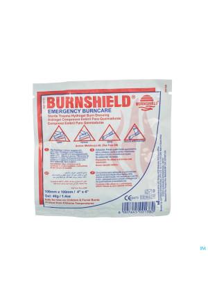 BURNSHIELD 10X10CM COVARMED 1 ST2953560-20