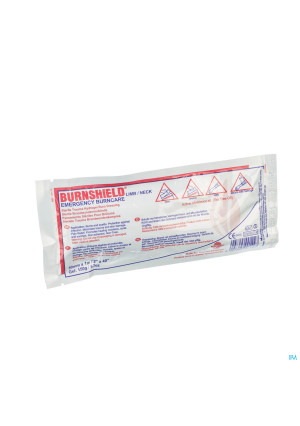 Burnshield Ledemaat 5cmx1m Covarmed2953610-20