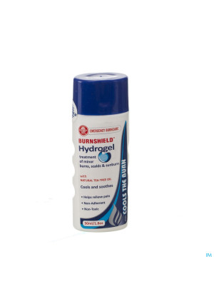 Burnshield Hydrogel 50ml Covarmed2953636-20
