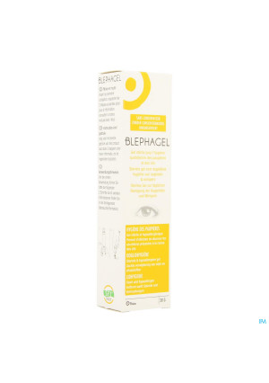 Blephagel Verzorging Ooglid-wimpers 30g2964351-20
