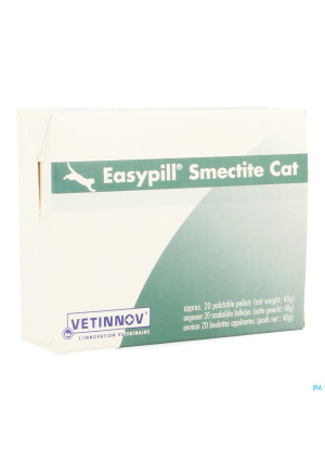 Easypill Smectite Pate Kat 40g2970853-20