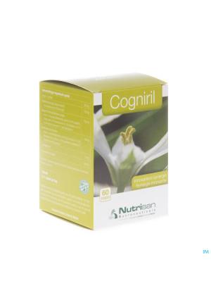 Cogniril 60 vegetarische capsules Nutrisan2978153-20