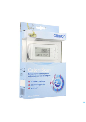 Omron Caloriscan Wit Stappentel. Activiteitsmeting2982544-20