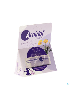 ARNIDOL GEL STICK 15 ML2995819-20