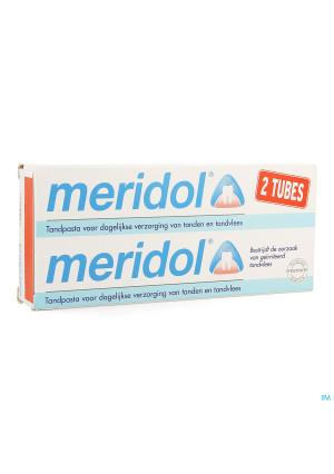 Meridol Tandpasta Duopack 2x75ml3010261-20