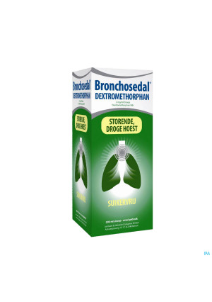 BRONCHOSEDAL DEXTRO SIR 2 MG/ML 200 ML3010717-20