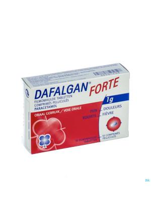 DAFALGAN DROOG FORTE 10 TABL 1 G3010733-20