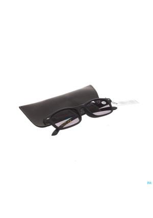Sunreader Zonneleesbril +1.00 Black3016862-20