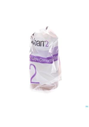 Coban 2 Compressiezwachtel 10cm X 4,5m 32 Rol3019478-20