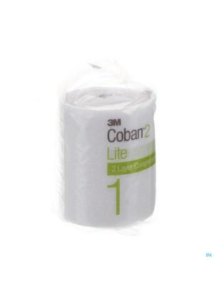 Coban 2 Lite Comfortzwachtel 10cm X 2,7m 18 Rol3019510-20