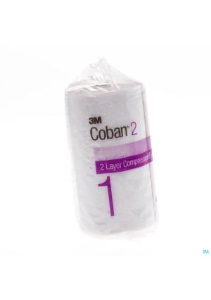 Coban 2 Comfortzwachtel 15cm X 3,5m 10 Rol3019551-20