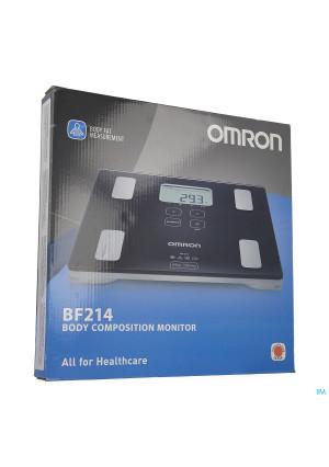 Omron Bf214 Lichaamscompositiemeter3024544-20
