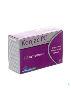 Konjac Pg Pharmagenerix Caps 403027133-20