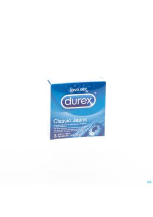 CONDOMEN DUREX CLASSIC JEANS 3 ST3041621-20