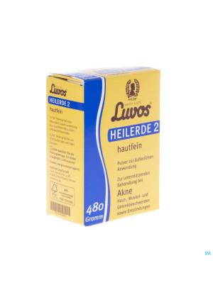 LUVOS HEILAARDE 2 HUIDFIJN PDR 480 G3047867-20