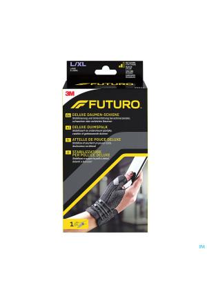 45844dab Futuro Deluxe Duimspalk Zwart, l/xl3050002-20