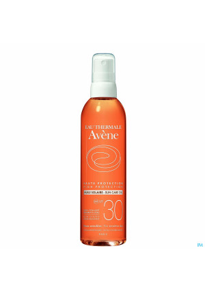 Avene Sol Zonneolie Ip30 200ml3051778-20