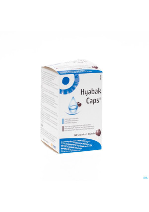HYABAK 60 CAPS3069440-20