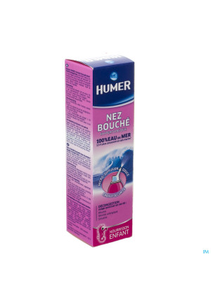 Humer Spray Hypertonisch Kind 50ml3073657-20