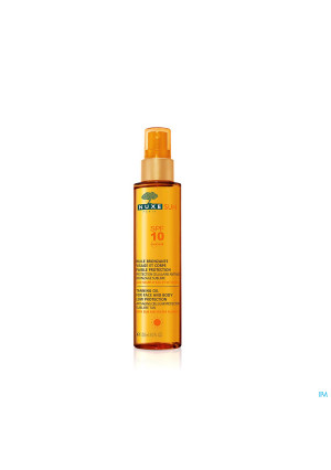 Nuxe Sun Bruiningsolie Gelaat-lich.ip10 P.fl 150ml3086345-20