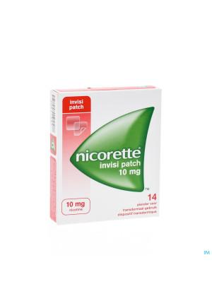 Nicorette Invisi 10mg Patch 143091592-20