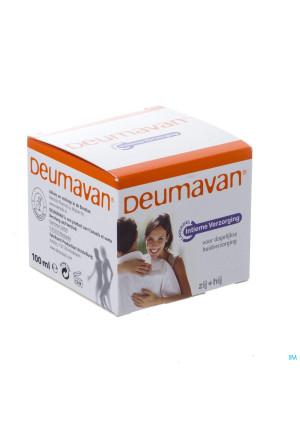 Deumavan Intieme Zalf Lavendel Pot 100ml3110046-20