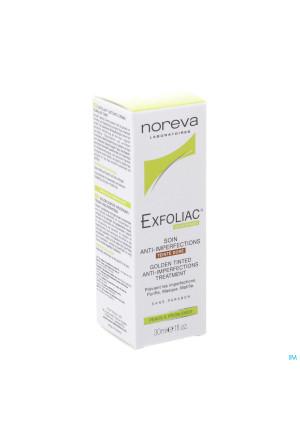Exfoliac Ai Verzorging Bruine Tint Tube 30ml3115268-20
