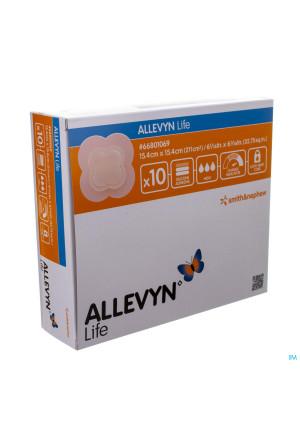 ALLEVYN LIFE 15,4X15,4CM 1069 10 ST3117066-20