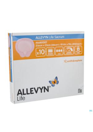 ALLEVYN LIFE SACRUM 21,6X23CM 1307 10 ST3117090-20