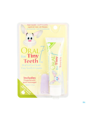 ORAL7 TINY TEETH COMBO GEL 48 ML3118098-20