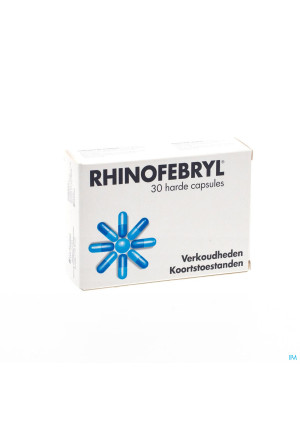 RHINOFEBRYL 30 CAPS3119328-20