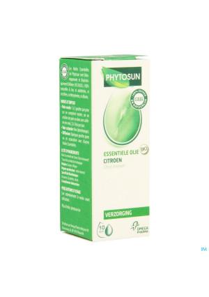 Phytosun Citroen Fr-bio-01 10ml3121308-20