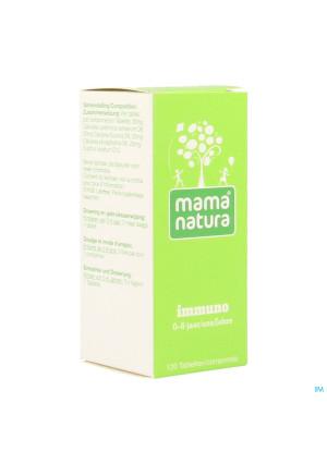 Mama Natura Immuno 120 Tabl3137122-20