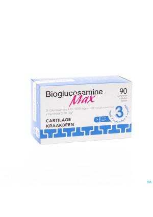 BIOGLUCOSAMINE MAX 90 TABL 1500 MG NF3137973-20